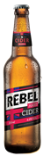REBEL CIDER HARD 3156