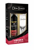 KIT DOM BOSCO BORDÔ SUAVE + TAÇA 3247